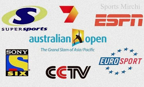 Want to watch live stream and telecast of Australian Open 2016? Then get here the full list of broadcasters, television channels list for Australian Open.