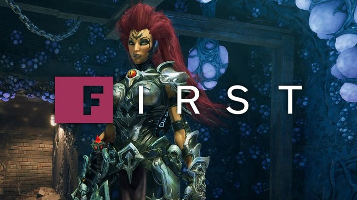 Darksiders 3 Gameplay Reveal - IGN First - YouTube