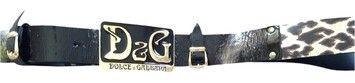 Dolce&Gabbana D&G Dolce And Gabbana Belt Size 28 on Sale, 56% Off   Sunglasses on Sale at Tradesy