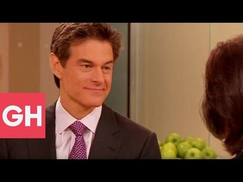 Dr. Oz's Best Anti-Aging Tips - YouTube