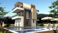 فلل للبيع – 5 غرف في ألانيا تركيا