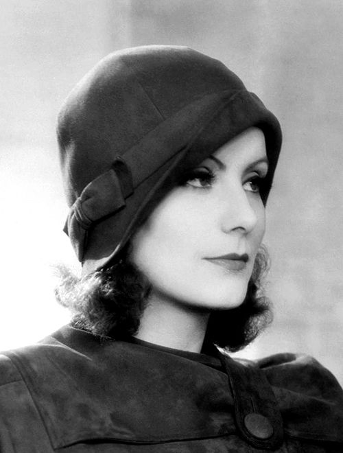 """Greta Garbo, INFP.  """"One day, she's like a child, naive, like a ten year old girl. The next day, she's a mysterious woman, 100 years old, who knows everything, is tired of the entire world, profound."""" - John Gilbert"""