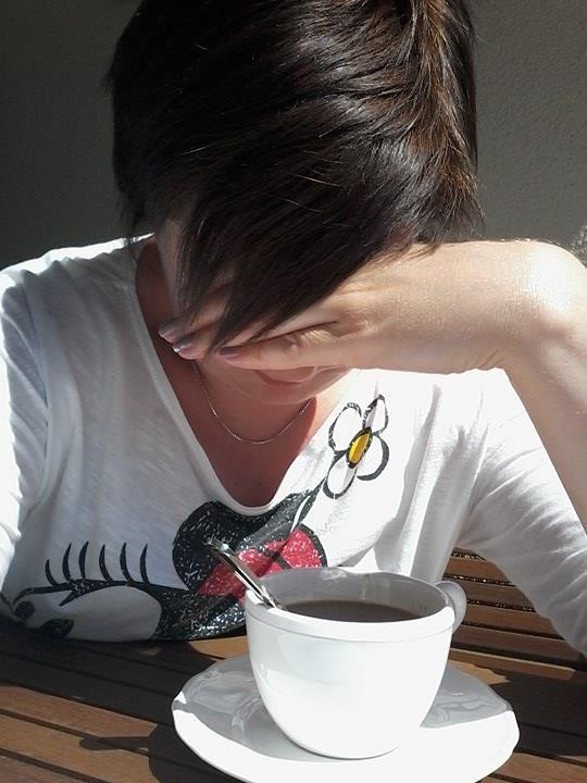 3napig olyan barnán, mint a kávém... :))))