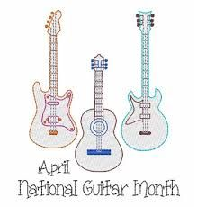 national guitar month - Google Search