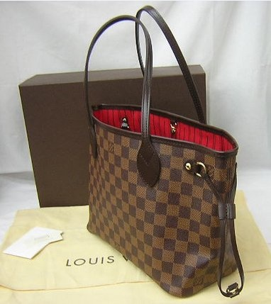 Louis Vuitton Neverfull PM. Held this in my arms yesterday at the store!!
