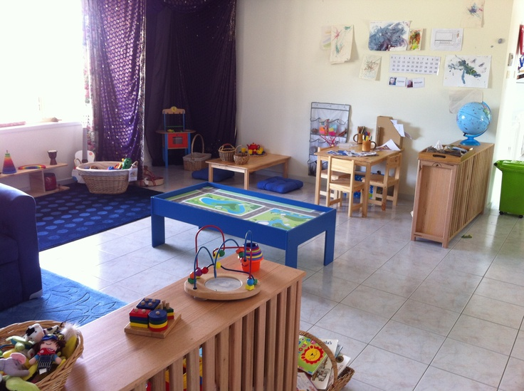 Playroom picture from left 2