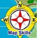"Mr. Young's Bouncy ""A"" - Map Skills Interactives & SmartBoard Lessons"