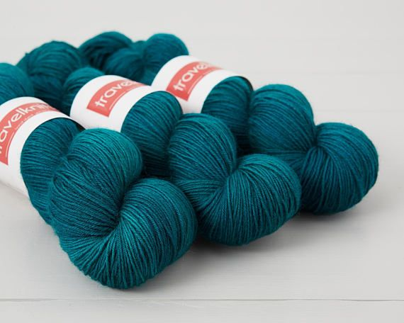 BFL Supersock British Bluefaced Leicester / Nylon sock yarn