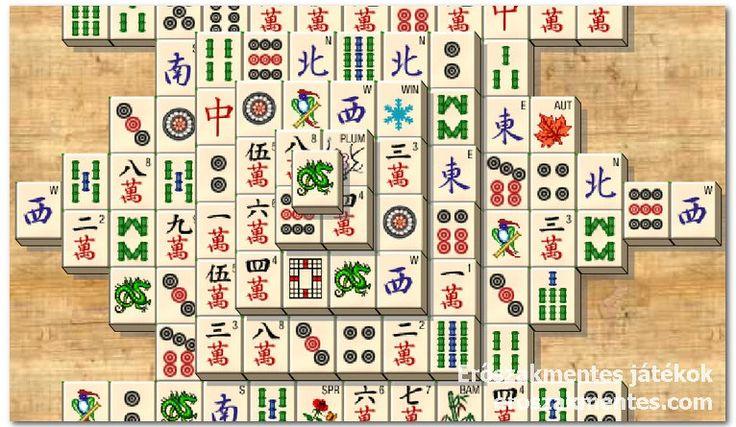 NAGYBAN EGÉSZEN MÁS ÉLMÉNY Változó madzsong – Mahjong Solitaire ÷÷÷÷÷÷÷÷÷÷÷÷÷÷÷÷÷÷÷÷÷÷÷÷÷÷÷ Itt játszható - Play: http://bit.ly/246o3vo