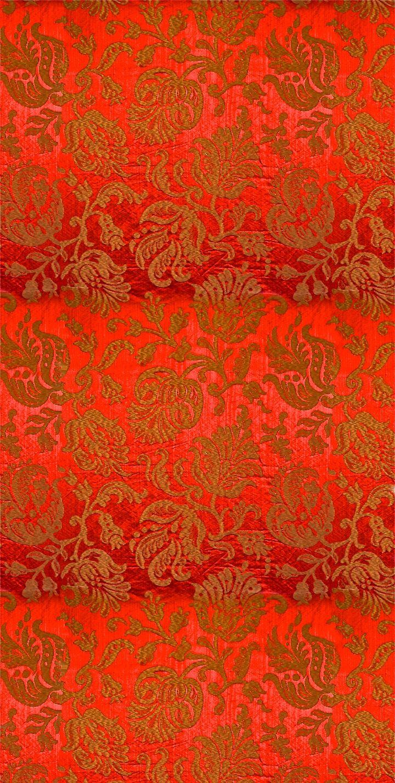 »✿❤Orange❤✿« tangerine wallcovering