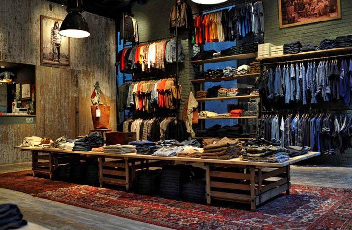 Levi's XX concept store