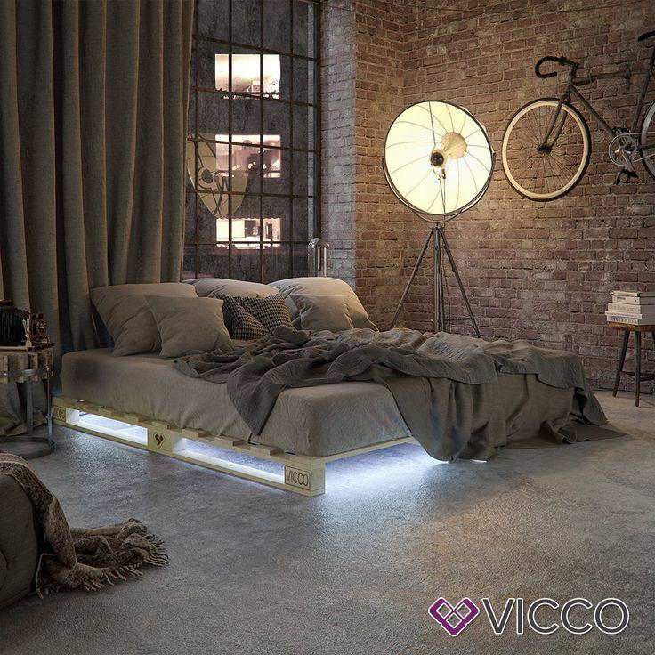 Die besten 25+ Bett 200x200 Ideen auf Pinterest - schlafzimmer betten 200x200
