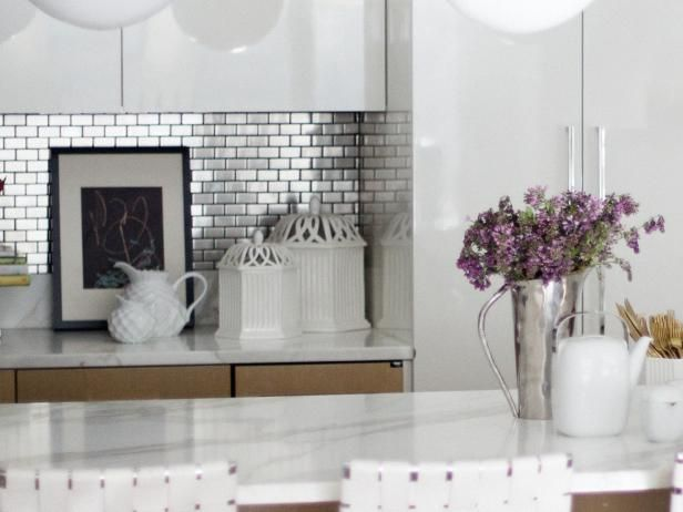 best 25+ stainless steel backsplash tiles ideas only on pinterest