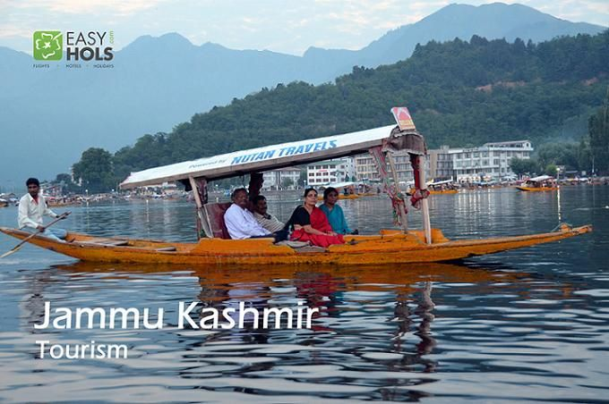 Explore a wonderland with Jammu Kashmir Tourism.