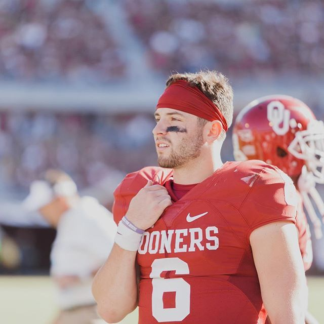 National championship next year? Baker's in. #BoomerSooner #shakenbake  Congratulations to @ou_football for an outstanding win at the 2017 Sugar Bowl!