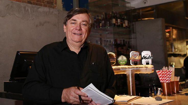 Qweekend wine columnist Des Houghton