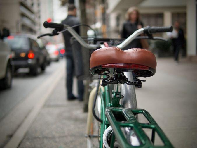 Bicicletas en la ciudad