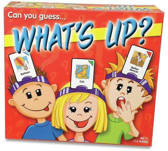 Buy Paul Lamond Games Whats Up Game at Argos.co.uk, visit Argos.co.uk to shop online for Games and board games, Games and puzzles, Toys
