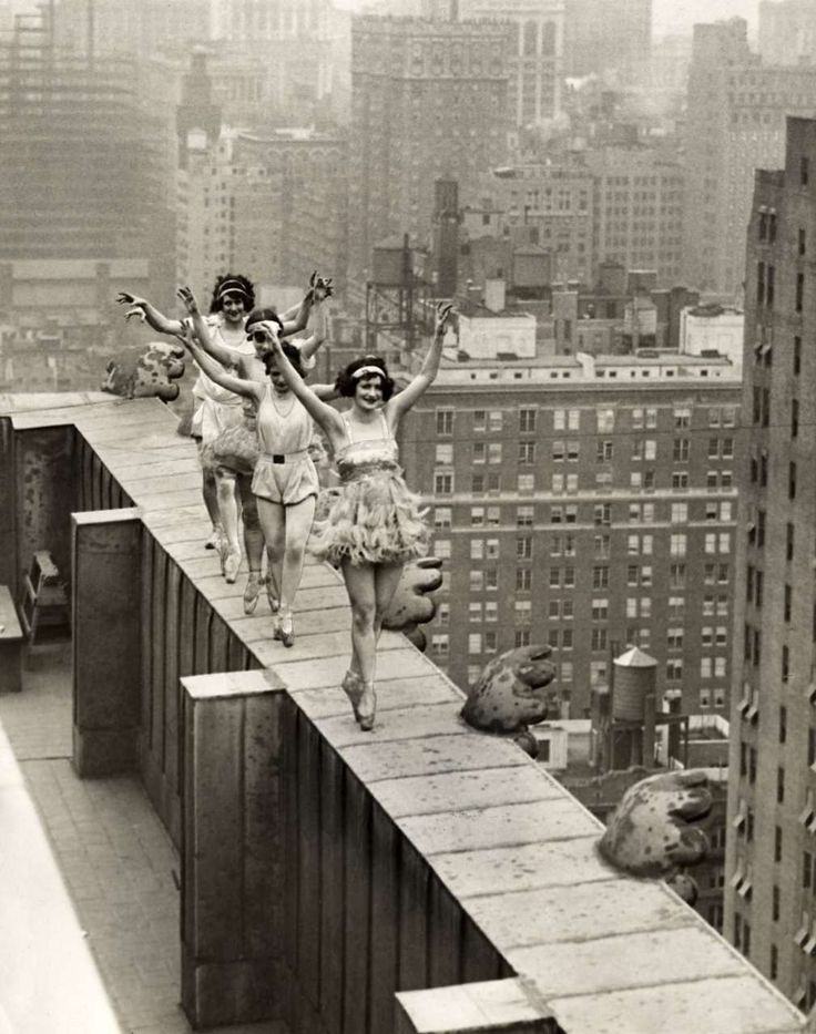 New York, 1925 I feel like I could have been one of them!