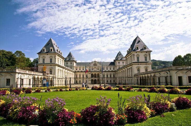Valentin castle, Turin, Italy