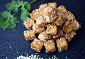insaporire tofu marinato