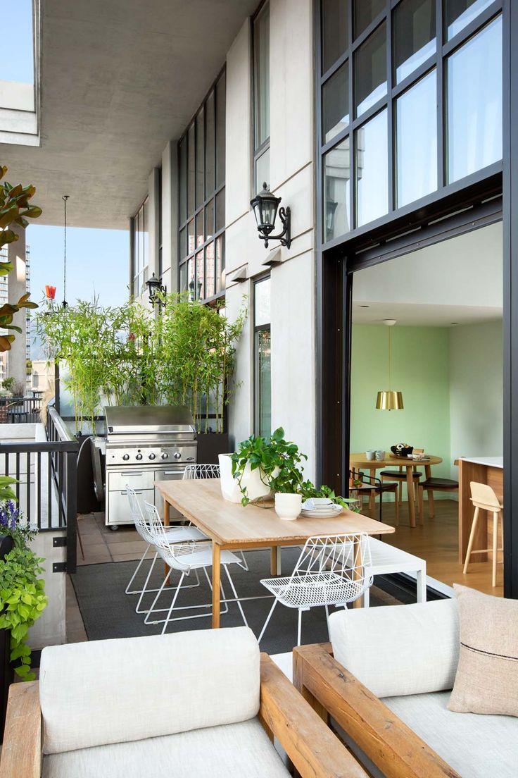 Modern Loft Apartment Bedroom: 25+ Best Ideas About Loft Style On Pinterest