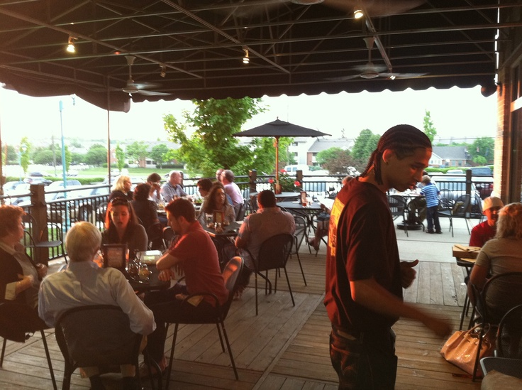Busy Night On The Patio At MacKenzie River Indianapolis | MacKenzie River  Indianapols   82nd And Allisonville Rd. | Pinterest | Night, Rivers And  Mackenzie ...