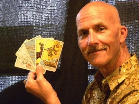 ▶ Psychic Your weekly tarot reading with Gregory Roberts - YouTube