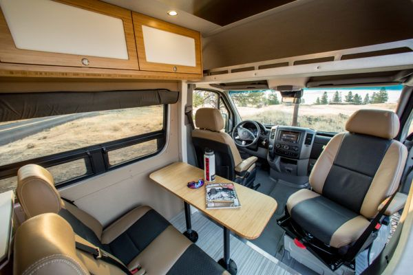 Custom Built Vans With Images House On Wheels Vw Crafter