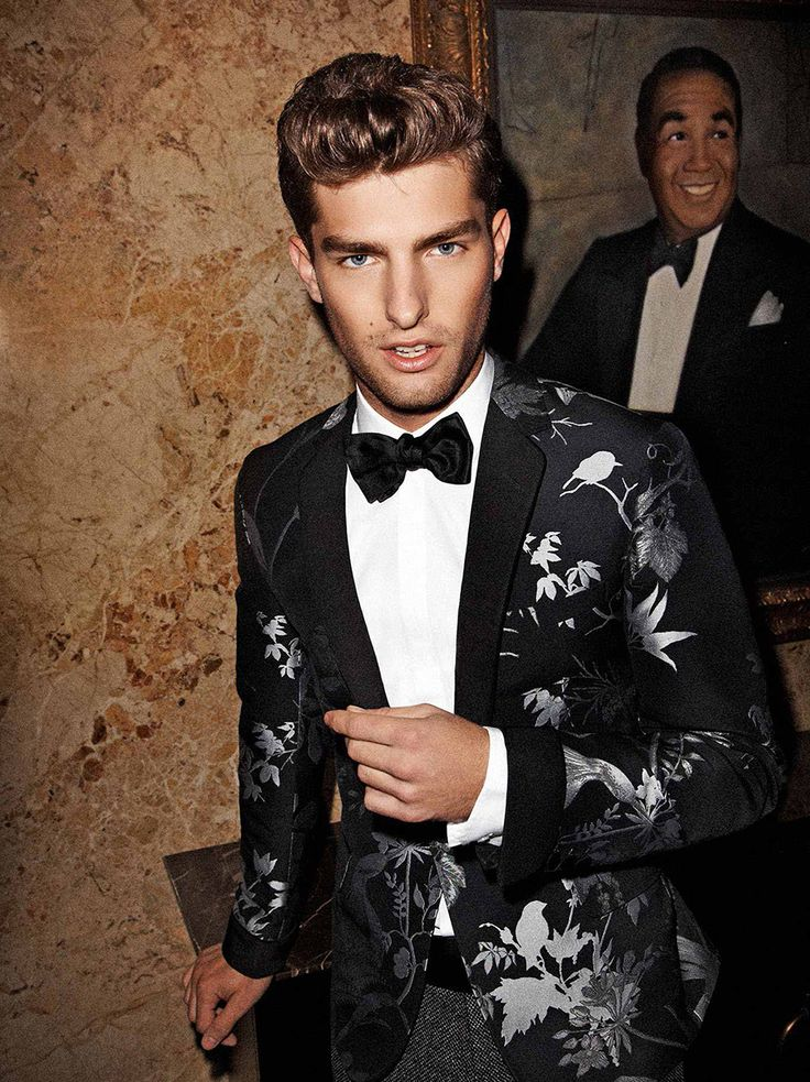 11 best Suits images on Pinterest | Mens suits, Menswear and Men ...