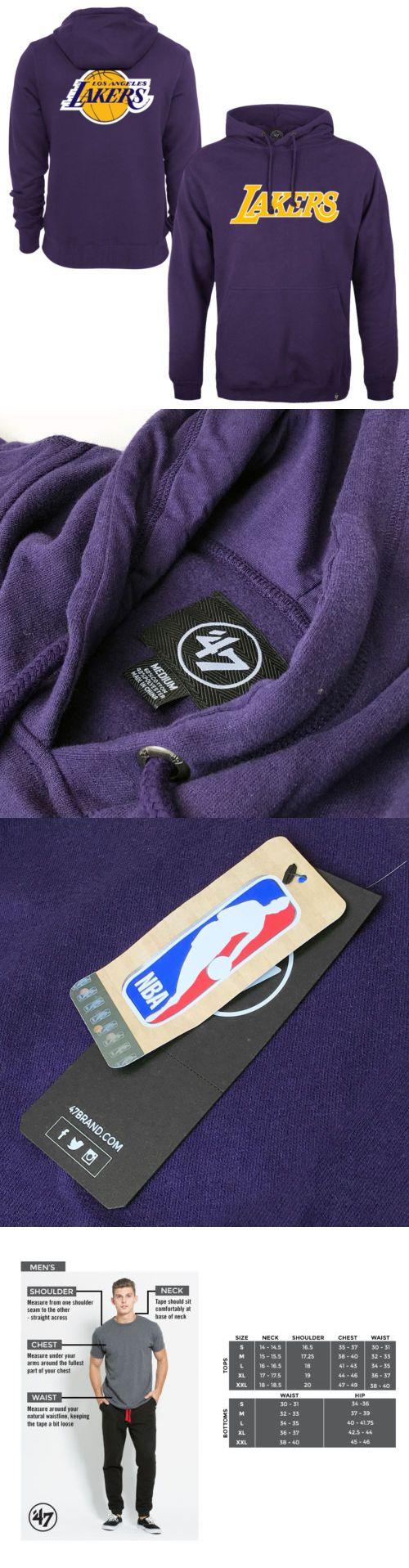 Other Basketball Clothing 158974: Los Angeles Lakers 47 Nba Mvp Headline Hoodie Jumper - Purple -> BUY IT NOW ONLY: $89.95 on eBay!