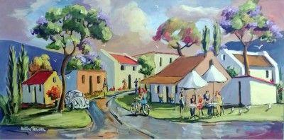 Neighbourhood - Gericke Anton