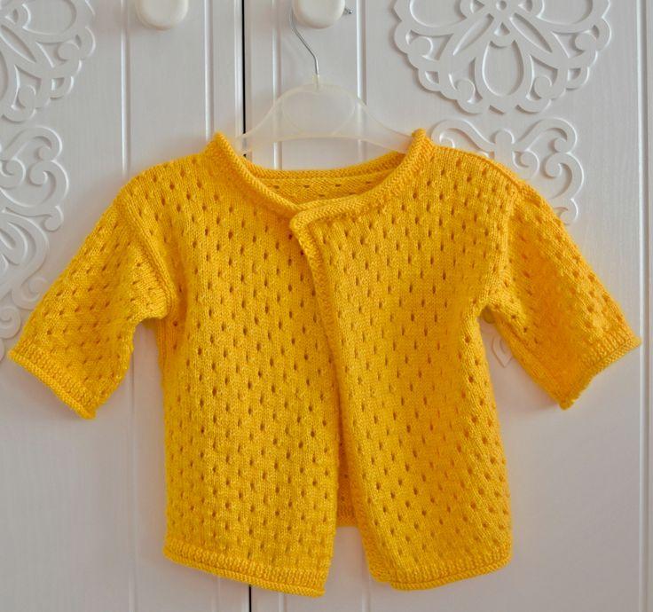 #knitting #handmade #sweater #kids