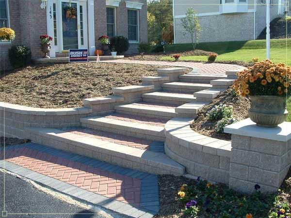 28 Best Images About Landscape And Retaining Wall On Pinterest