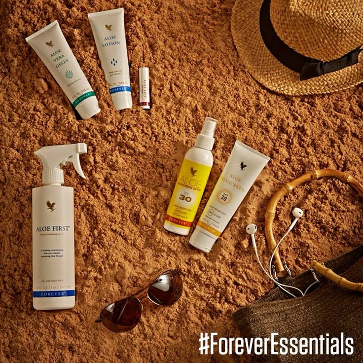Have you got your summer essentials??? Forever Gentle Aloe Summer products! #bakesafe