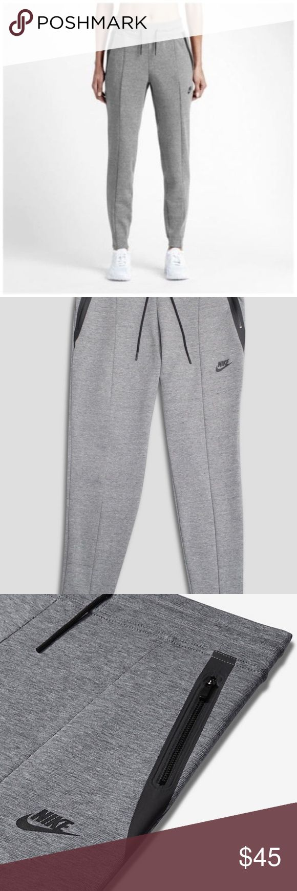 NIKE TECH FLEECE WOMEN'S PANTS SZ M 803575092 Nike