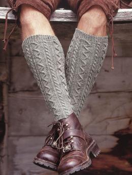 (Wo)Men's Knee-Length Socks | free pattern by Schachenmayr.