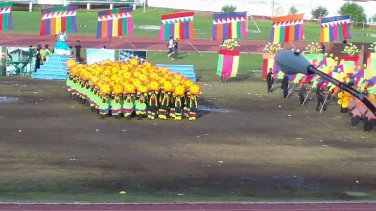 Talisayan National High School Performance that made them victorious (champion) in Street dance Competition