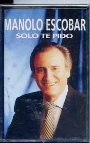 Manuel García Escobar (Las Norias de Daza, Almería, 19 de octubre de 1931 – Benidorm, Alicante, 24 de octubre de 2013), más conocido como Manolo Escobar, fue un cantante español de copla andaluza y canción española.  Entre sus éxitos se encuentran El Porompompero (1960), Mi carro (1969), La minifalda (1971) o Y viva España (1973)