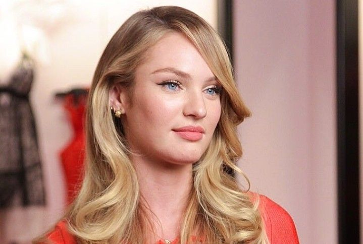 GLOSSY PHOTO PICTURE 8x10 Candice Swanepoel Star