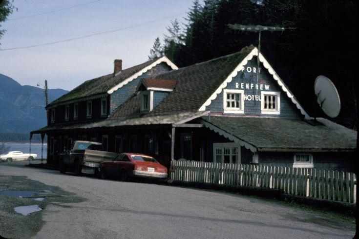 Port Renfrew Hotel