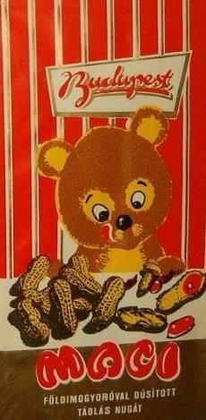 Maci csoki - retro gastro