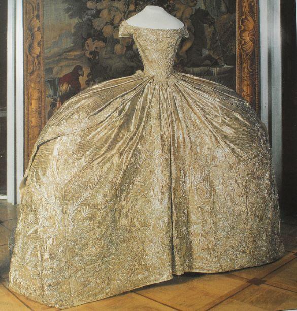 Tea At Trianon Wedding Dress Of Catherine II