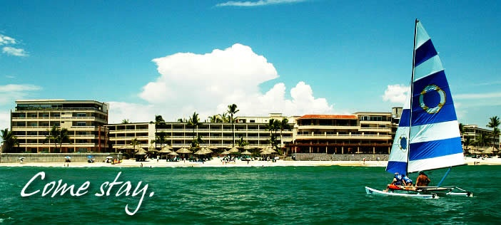 Hotel Playa, Mazatlan - the first place I visited in Mexico and still my nostalgic favorite.