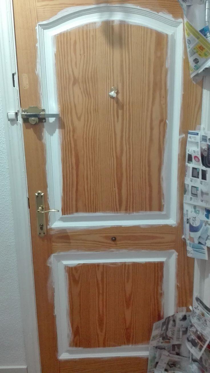 M s de 1000 ideas sobre antiguas puertas de madera en for Puerta blindada antigua casa gutierrez