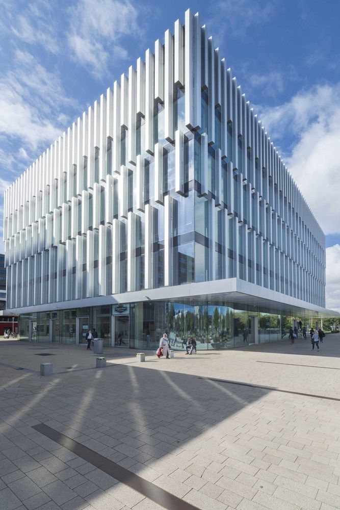 Gallery of Erasmus University Rotterdam / Paul de Ruiter Architects - 13