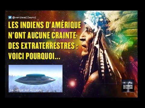 «Les Indiens d'Amérique et les extraterrestres |  «OVNIS-VIDEOS.FR