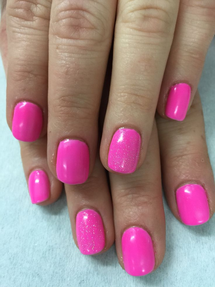 1000+ Ideas About Bright Gel Nails On Pinterest