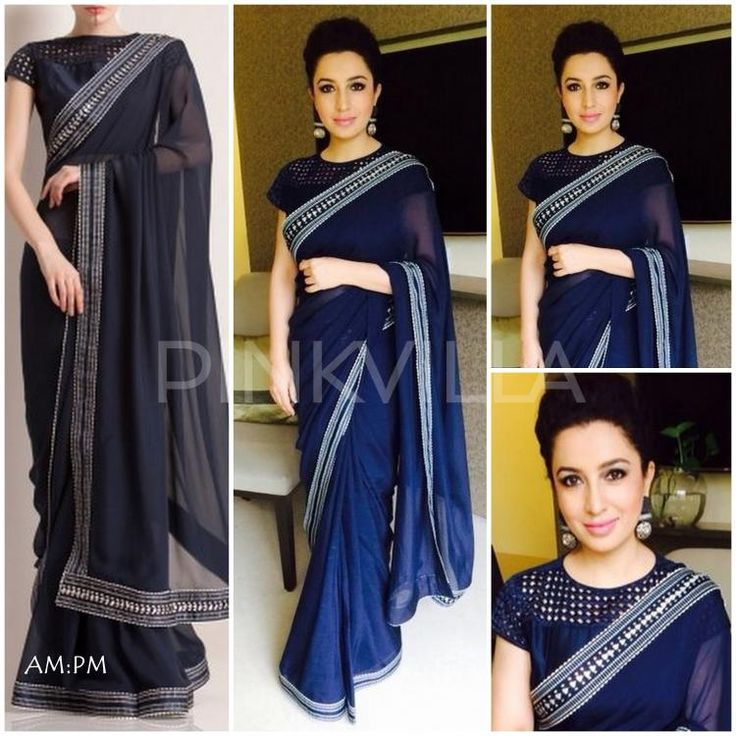 Tisca Chopra in AM:PM by Ankur and Priyanka Modi. Louvely.