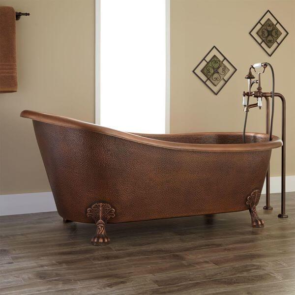The 25 best Copper Bathtub ideas on Pinterest
